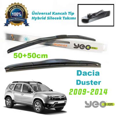 Dacia Duster Hybrid Silecek Takımı YEO 2009-2014