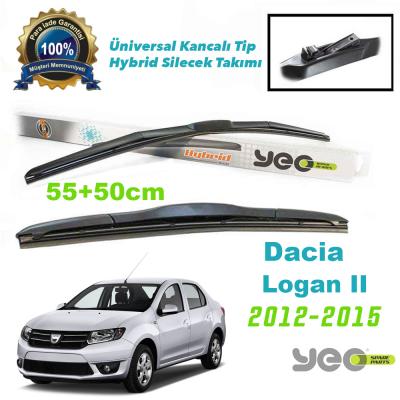 Dacia Logan II Hybrid Silecek Takımı YEO 2012-2015