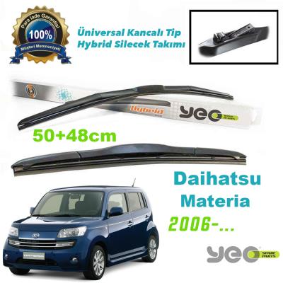 Daihatsu Materia Hybrid Silecek Takımı YEO 2006-..