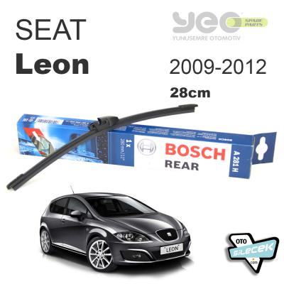 Seat Leon (1P1) Bosch Arka Silecek süpürgesi 2009-2012