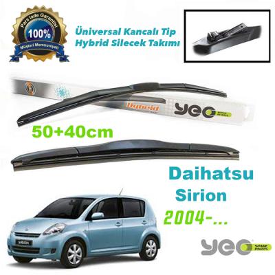 Daihatsu Sirion Hybrid Silecek Takımı YEO 2004-..