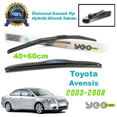Toyota Avensis Hybrid Silecek Takımı YEO 2003-2008