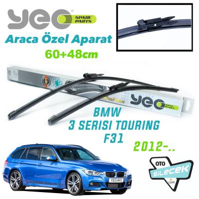 BMW 3 Serisi Touring F31 Silecek Takımı YEO 2012->