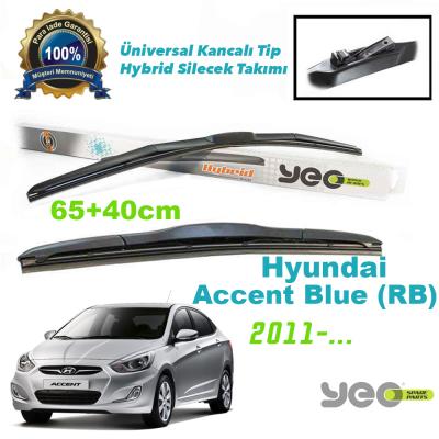 Hyundai Accent Blue (RB) Hybrid Silecek Takımı YEO 2011-...