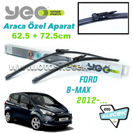 Ford B-Max Silecek Takımı YEO 2012-..