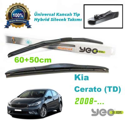 Kia Rio Cerato (TD) Hybrid Silecek Takımı YEO 2008-...>