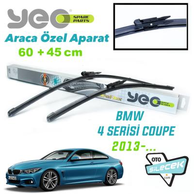BMW 4 Serisi Coupe Silecek Takımı YEO 2013-..