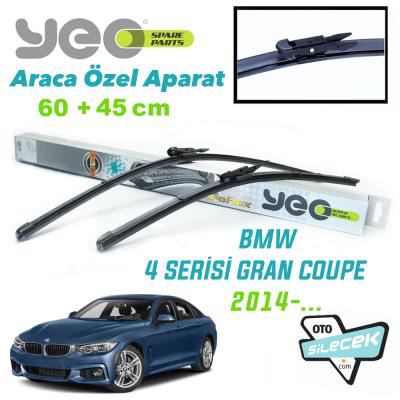 BMW 4 Serisi Gran Coupe Silecek Takımı YEO 2014-..