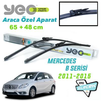 Mercedes B Serisi Silecek Takımı YEO 2011-2015