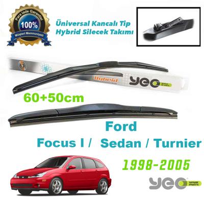 Ford Focus I / Sedan / Turnier Hybrid Silecek Takımı YEO 1998-2005