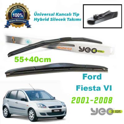 Ford Fiesta VI Hybrid Silecek Takımı YEO 2001-2008