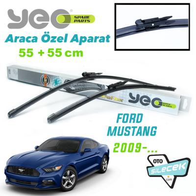 Ford Mustang Silecek Takımı YEO 2009-..