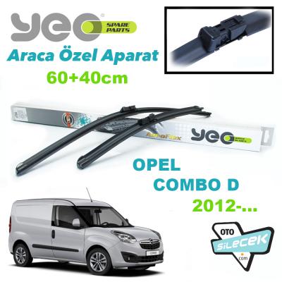 Opel Combo D Silecek Takımı YEO 2012-..