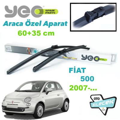 Fiat 500 Silecek Takımı YEO Aeroflex 2007->..