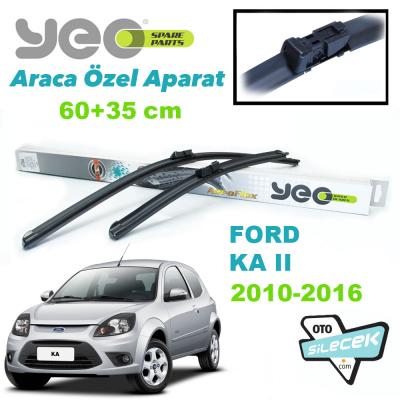 Ford Ka II Silecek Takımı YEO Aeroflex 2010-2016.