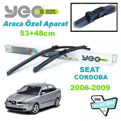 Seat Cordoba Silecek Takımı YEO 2006-2009