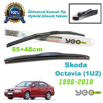 Skoda Octavia (1U2) Hybrid Silecek Takımı YEO 1996-2010