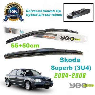 Skoda Superb (3U4) Hybrid Silecek Takımı YEO 2004-2008