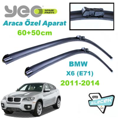 BMW X6 (E71) Silecek Takımı YEO 2011-2014