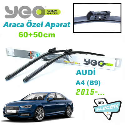 Audi A4 (B9) Silecek Takımı YEO 2015-