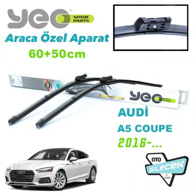 Audi A5 Coupe Silecek Takımı YEO 2016-..