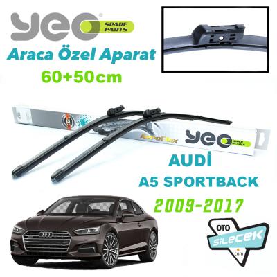Audi A5 Sportback Silecek Takımı YEO 2009-2017