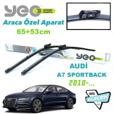 Audi A7 Sportback Silecek Takımı YEO 2010->