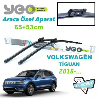 VW Tiguan Silecek Takımı 2016->