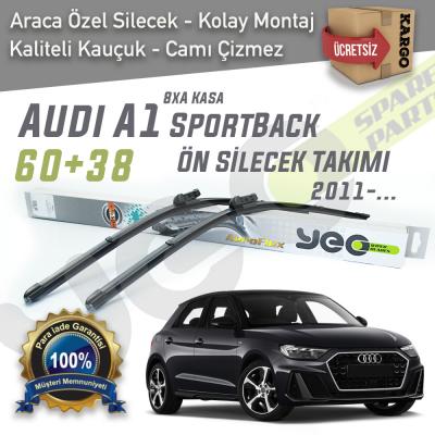 Audi A1 Sportback (8XA) Yeo Ön Silecek Takımı 2011-...