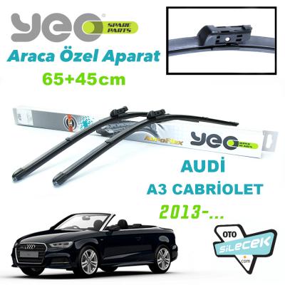 Audi A3 Cabriolet Silecek Takımı YEO 2013-...