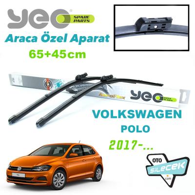 VW Polo Silecek Takımı 2017-...
