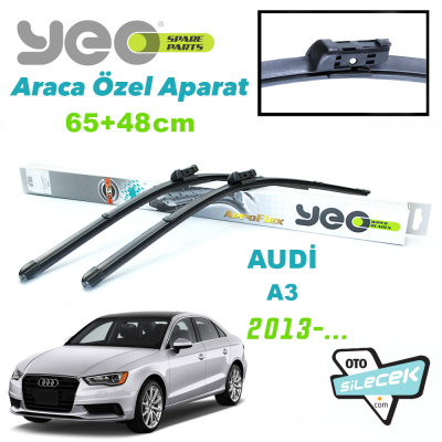 Audi A3 Sedan Silecek Takımı YEO 2013-...