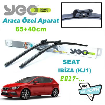 Seat Ibiza (KJ1) Silecek Takımı YEO 2017