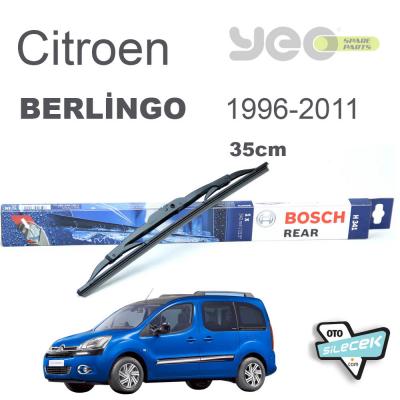 Citroen Berlingo Bosch Rear Arka Silecek
