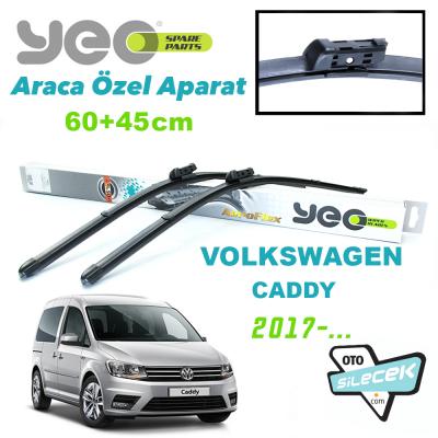 VW Caddy Silecek Takımı 2017-..