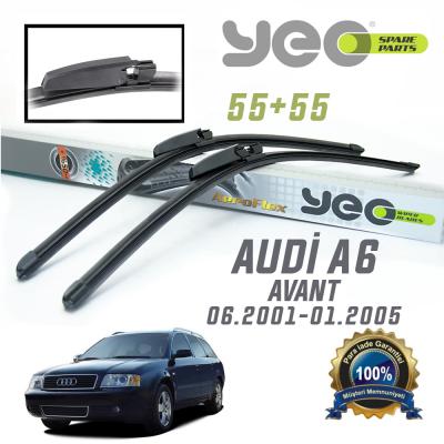 Audi A6 Avant Silecek Takımı YEO 2001-2005