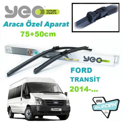 Ford Transit Silecek Takımı YEO Aeroflex 2014-..