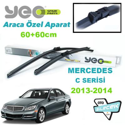 Mercedes C Seri Silecek Takımı YEO Aeroflex 2013-2014