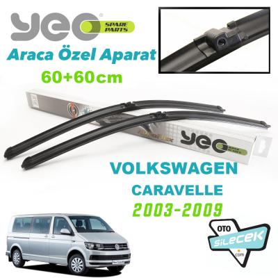 VW Caravelle Silecek Takımı YEO Aeroflex 2003-2009