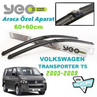 VW Transporter T5 Silecek Takımı YEO Aeroflex 2003-2009