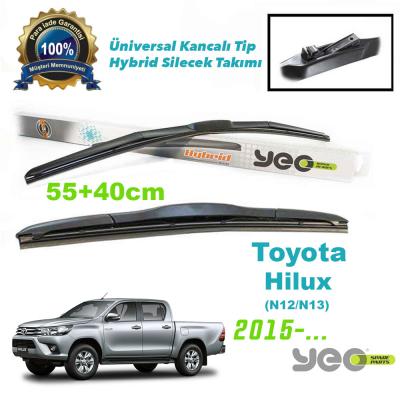 Toyota Hilux (N12/N13) YEO Hybrid Silecek 2015-...