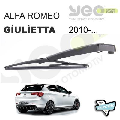 Alfa Romeo Giulietta Arka Silecek Kolu ve Süpürgesi 2010-..