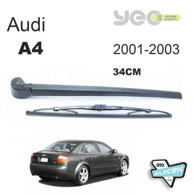 Audi A4 Arka Silecek ve Kolu 2001-2003