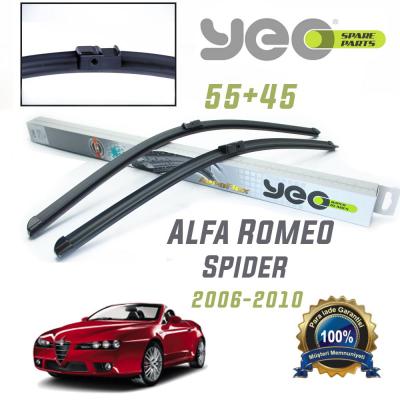 Alfa Romeo Spider Silecek Takımı YEO 2006-2010