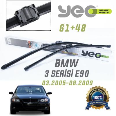BMW E90 3 Serisi Silecek Takımı YEO 2005-2009