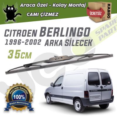 Citroen Berlingo YEO Arka Silecek 1996-2002