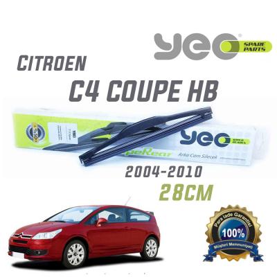 Citroen C4 Coupe HB Arka Silecek 2004-2010