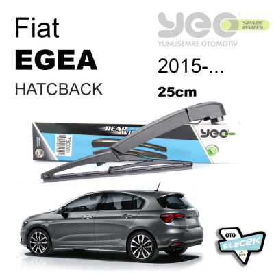 Fiat Egea Arka Silecek ve Kolu 2015-..