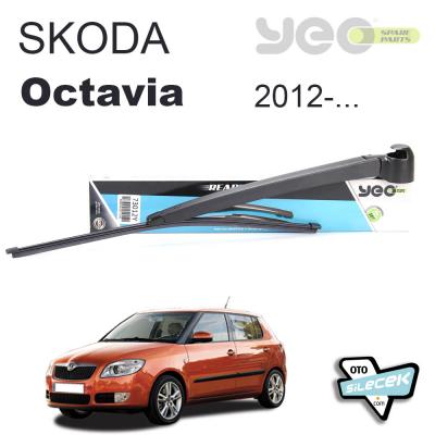 Skoda Octavia / Octavia Combi Arka Silecek ve Kolu 2012-..