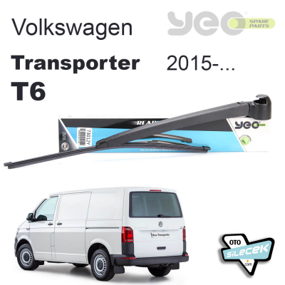 VW Transporter T6 Arka Silecek ve Kolu 2015-..